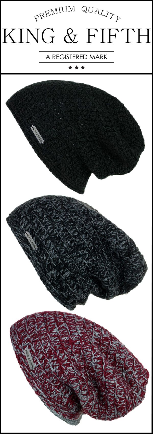 Whats winter time without a Beanie.  Find your new go-to slouchy beanie today!