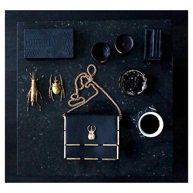 Marja Kurki BLISS bag spotted on #5inchandup Sandra Hagelstam's instagram along with her #Finnish faves. #marjakurki #design