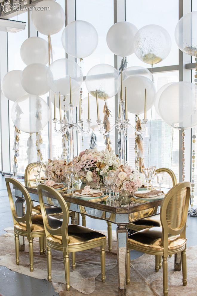 Mother of the Bride - Blog de Casamento e Dicas de Casamento para Noivas - Por Cristina Nudelman: Casamentos com toques de dourado - Idéias para decoração!