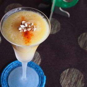 シャンパン風フルーツ・スムージー