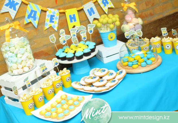 День рождение в стиле МИНЬОНЫ - организационный пост - Новый год, дни рождения - праздники и подарки - Babyblog.ru