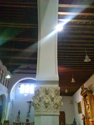 Sinagoga Mayor-Iglesia del Corpus Segovia. #DepaseoporSegovia - SF23 Arquitectos