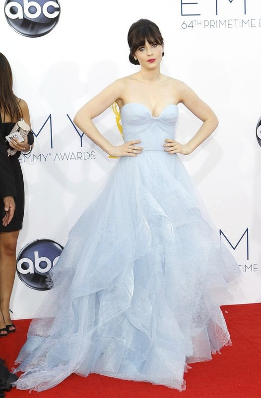 Zoey DeChanel love her and this dress