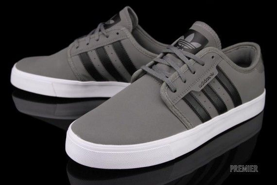Adidas Seeley Boat Skate Shoes