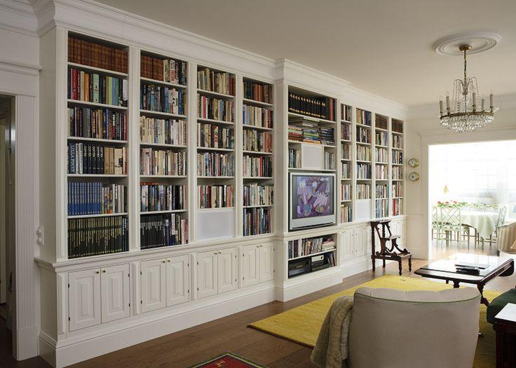 Inbyggd bokhylla Gripsholmshus Shelving Pinterest Inspiration och Ikea