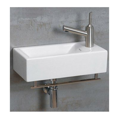 Space Saver Bathroom Sink : also work well for someone needing ADA friendly space. Bathroom Sink ...