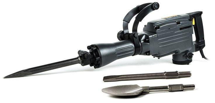 Portable Storage Industrial Garage Power Tool Shovel Chisel Spade Jackhammer Bit #TRIndustrial
