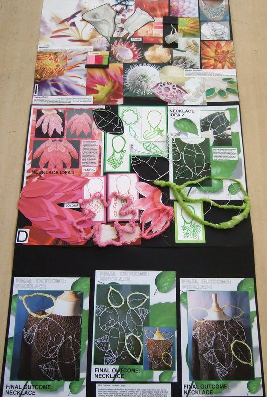 complete Int 2 Design folio