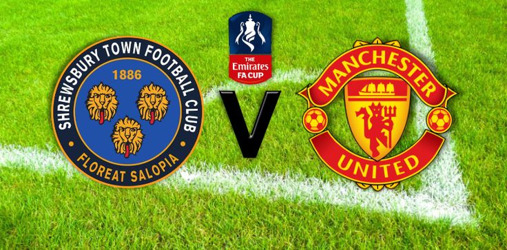 Shrewsbury V Man United