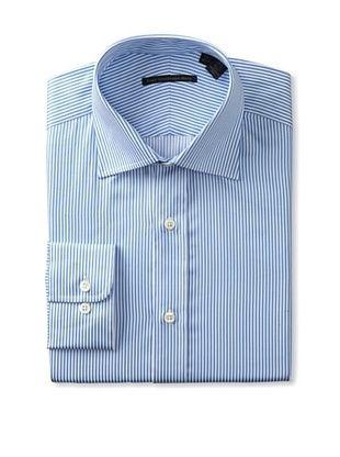Hart Schaffner Marx Men's Striped Dress Shirt