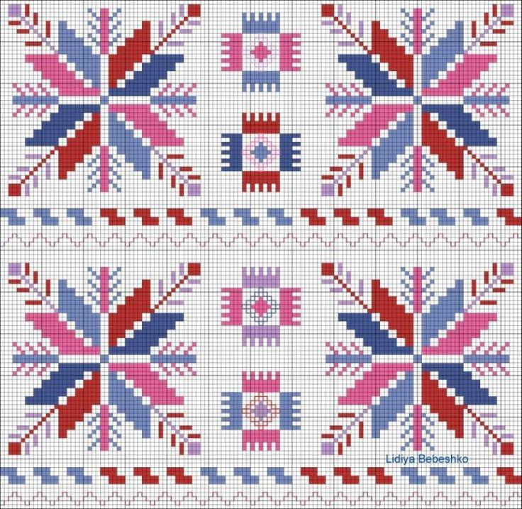 Gallery.ru / Фото #91 - Традиційний подільський рушник - valentinakp