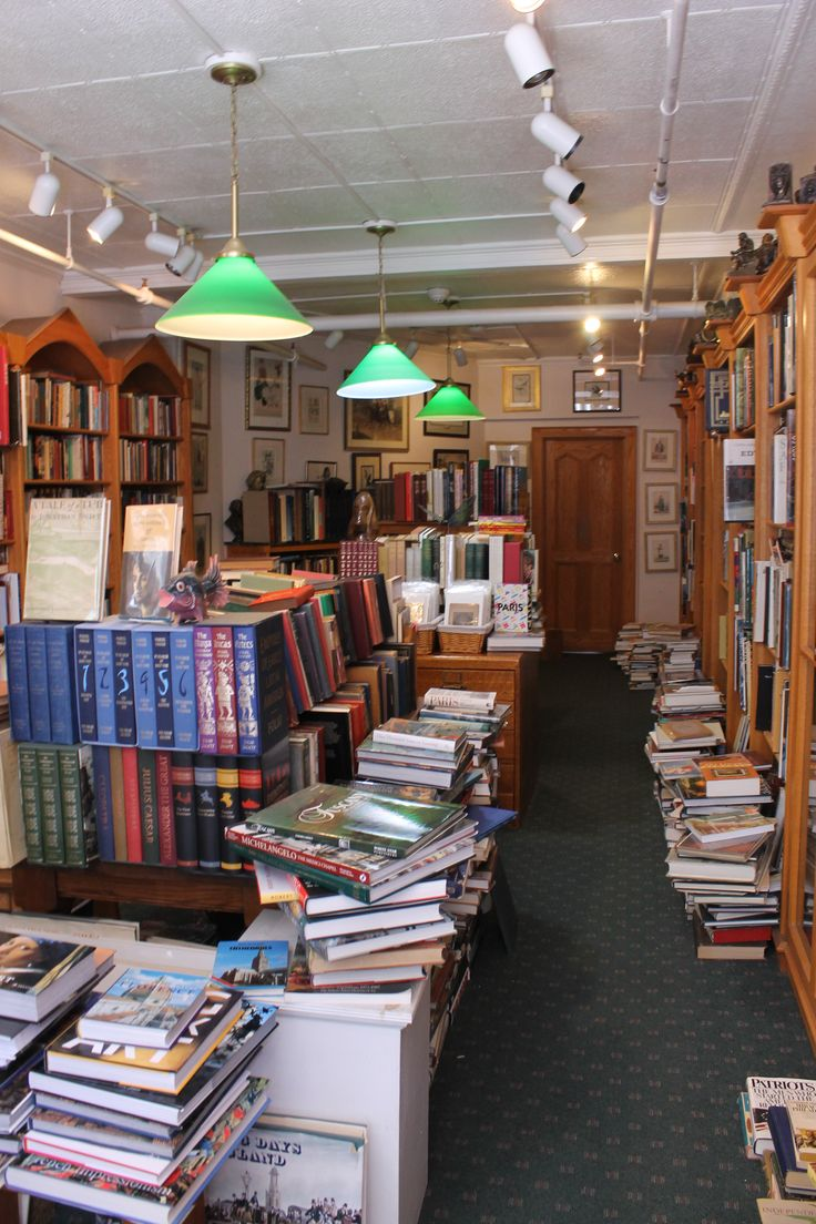 "Books, Books, and more books...""Saratoga's Underground Secret."" Shop Lyrical Ballad Bookstore on Phila Street in Saratoga Springs for any type of book you could imagine! #shopsaratoga  #ILoveSaratoga http://www.saratoga.org/visitors/shopping"