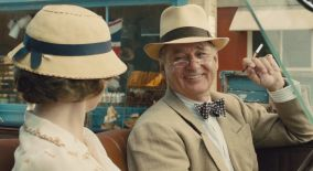 Bill Murray is Franklin D. Roosevelt in Hyde Park on Hudson...not only very interesting but very entertaining!