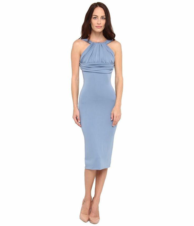 Light blue womens dress