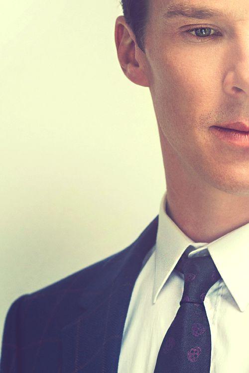 Benedict Cumberbatch ---- *breathebreathebreathebreathe*