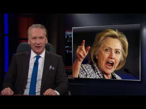 Real Time with Bill Maher: New Rule - The Notorious HRC (HBO) - YouTube BEST VIDEO EVER! SO RIGHT ON about Hillary Clinton and Donald Trump.