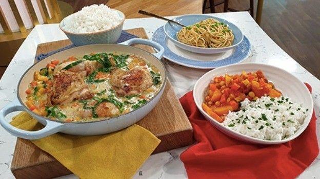 Jack Monroe S Family Meals Under A Fiver Jack Monroe S Family Meals Under A Fiver Food This Morning Budgetcook Cooking On A Budget Meals Jack Monroe