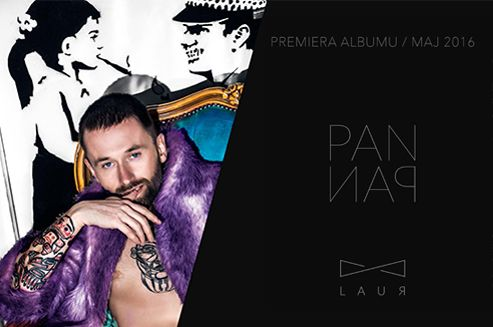 """The """"Feel Good"""" composition announces a new record called PanPan – Laur, which will be available in May. And very soon the artists will present the first single. The project is held under Link to Poland's media patronage."""