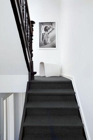 25 beste idee n over trappen schilderen op pinterest for Hoeveel traptreden heeft een trap