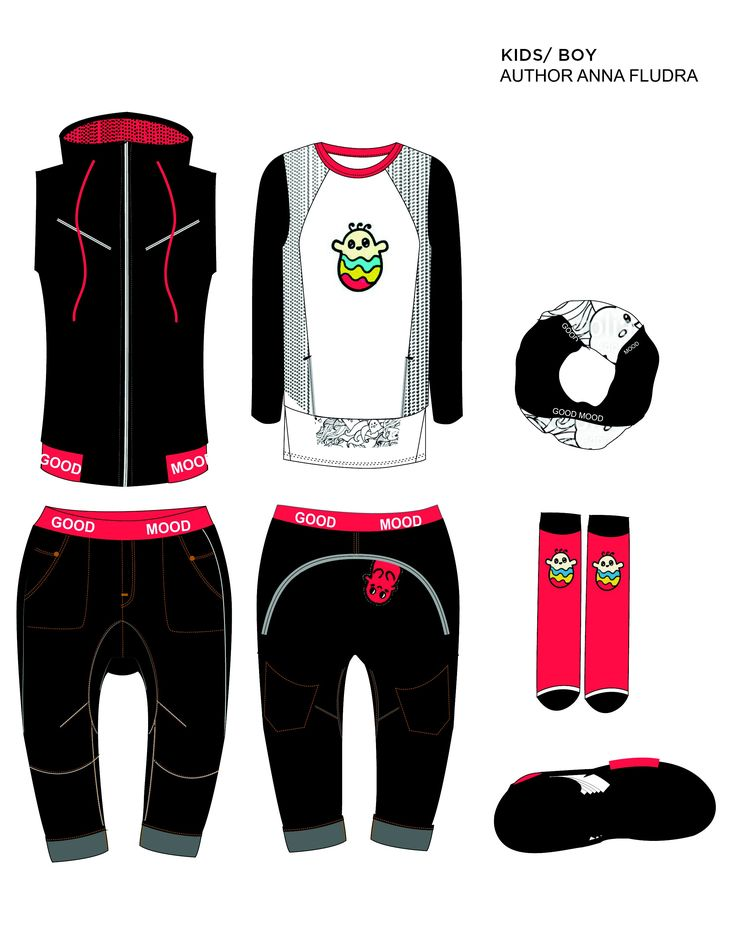 commercial project, kids fashion
