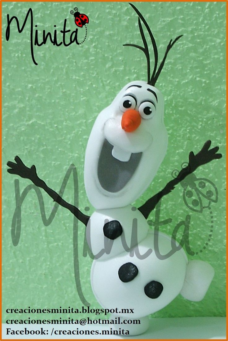 Olaf- fiesta Frozen