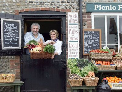 Picnic Fayre, Norfolk - Delicatessen, Specialist Foods and Spice Pastes