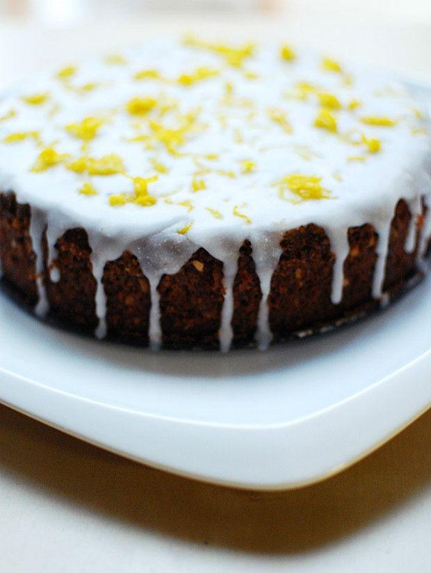 Mrkvový dort s citronovou polevou, Foto: FOODLOVER.CZ