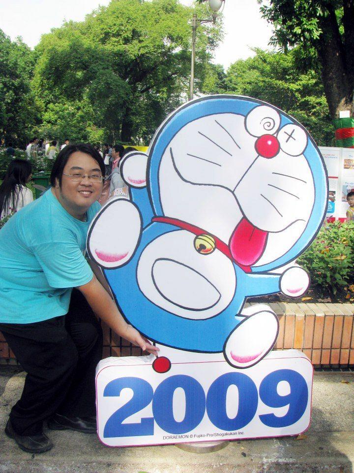 20 years Anniversary Doraemon come to Việt Nam . vui ơi là vui