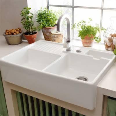 Küche waschbecken keramik  Küchen Waschbecken - Laminat 2017