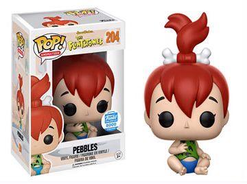 Funko pop. Pebbles.