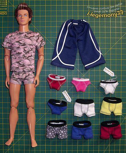ken doll---This actually looks like an Adam Lambert Doll