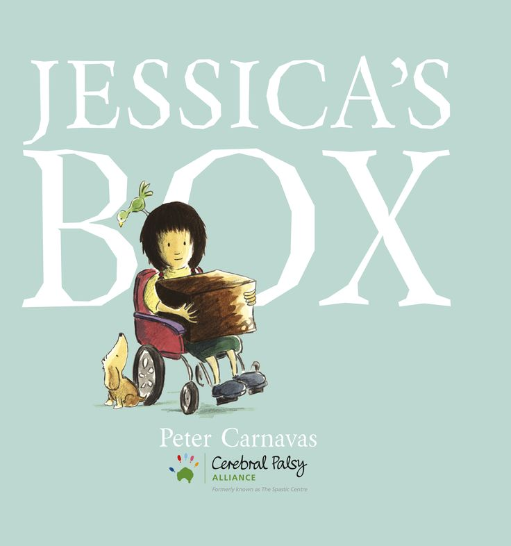 Jessica's Box (CP Edition) by Peter Carnavas