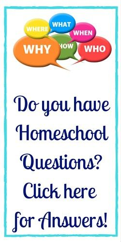 Do you have Questions about homeschooling? check here!