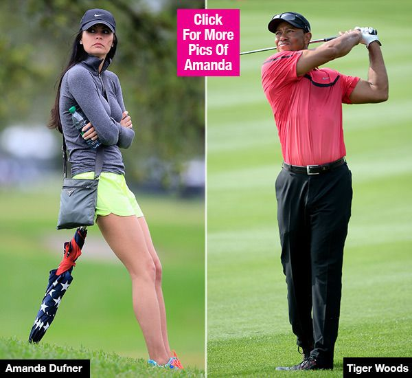 Tiger Woods Accused Of Cheating With Pro Golfer's Ex Amanda Dufner — Details Amanda Dufner  #AmandaDufner