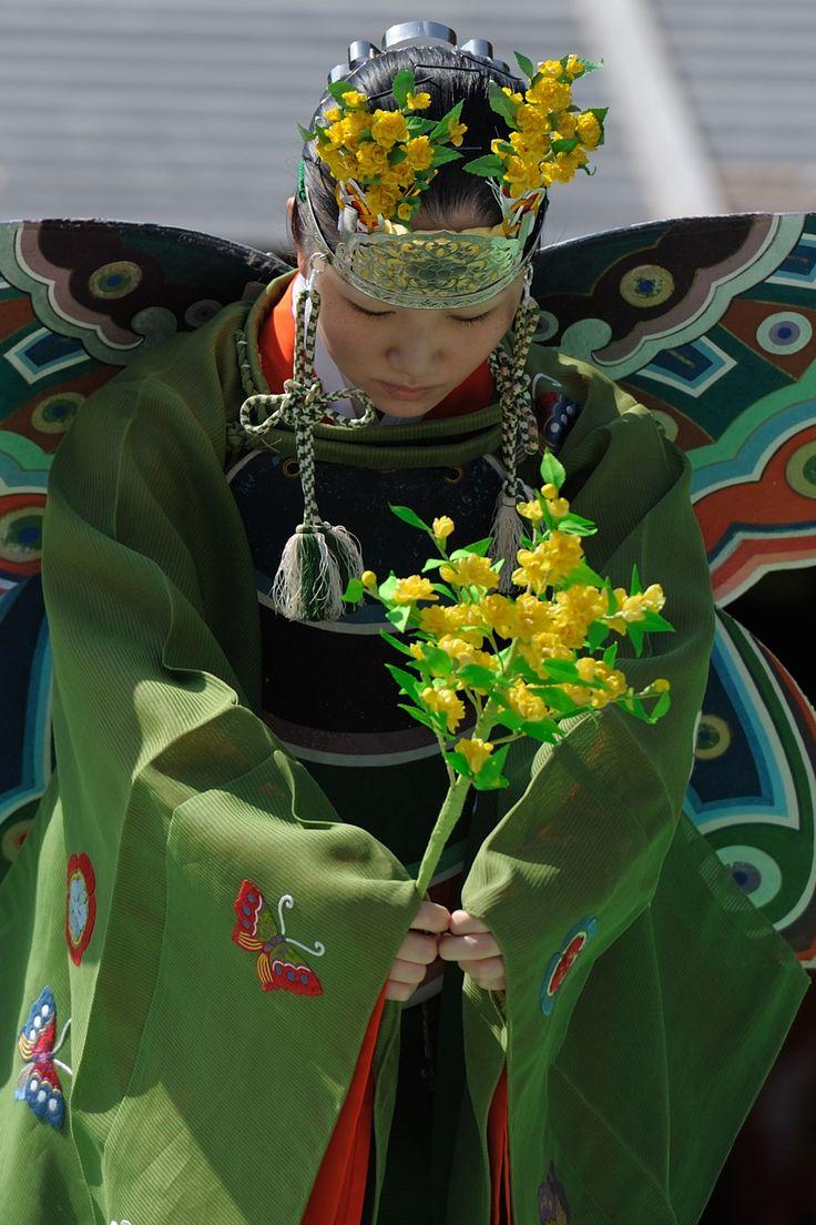 春季神楽祭 神宮 内宮 - *