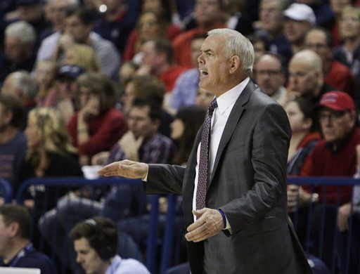 SPOKANE, Wash. (AP)(STL.News) — Top-ranked Gonzaga's quest to go undefeated this season ended under a barrage of baskets by BYU's Eric Mika on Saturday night.    Mika had 29 points and 11 rebounds, and BYU upset Gonzaga 79-71. It was the Cougar...
