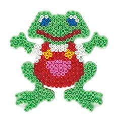 Frosch - Hama Perlen