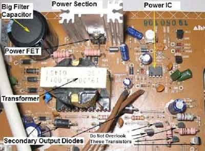 Beautiful Smps Repair Manual Ideas - Electrical Diagram Ideas ...