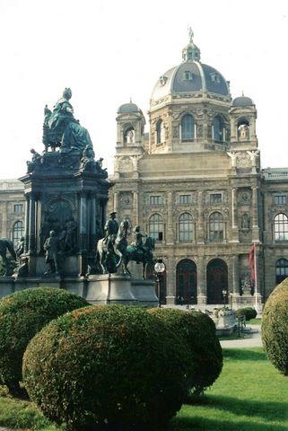 Vienna (Wien) - Naturhistorisches Museum (Natural History Museum)
