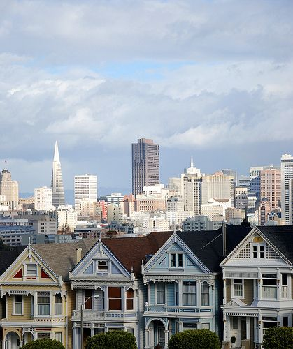 17 Best Images About Alamo Square San Francisco On