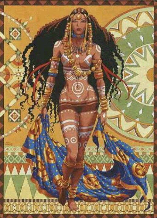 Afro-Futurism. Nice.