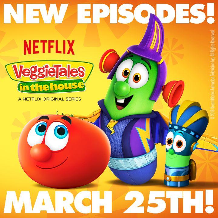 23 best Veggie Tales images on Pinterest | Veggietales, Vegetables ...