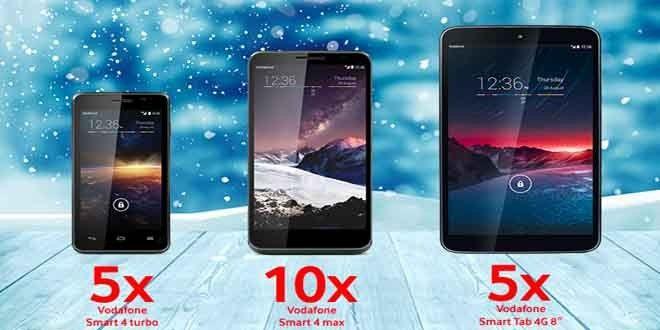 Μεγάλος Διαγωνισμός Vodafone Greece με δώρο 20 Vodafone 4G συσκευές - ΔΙΑΓΩΝΙΣΜΟΙ