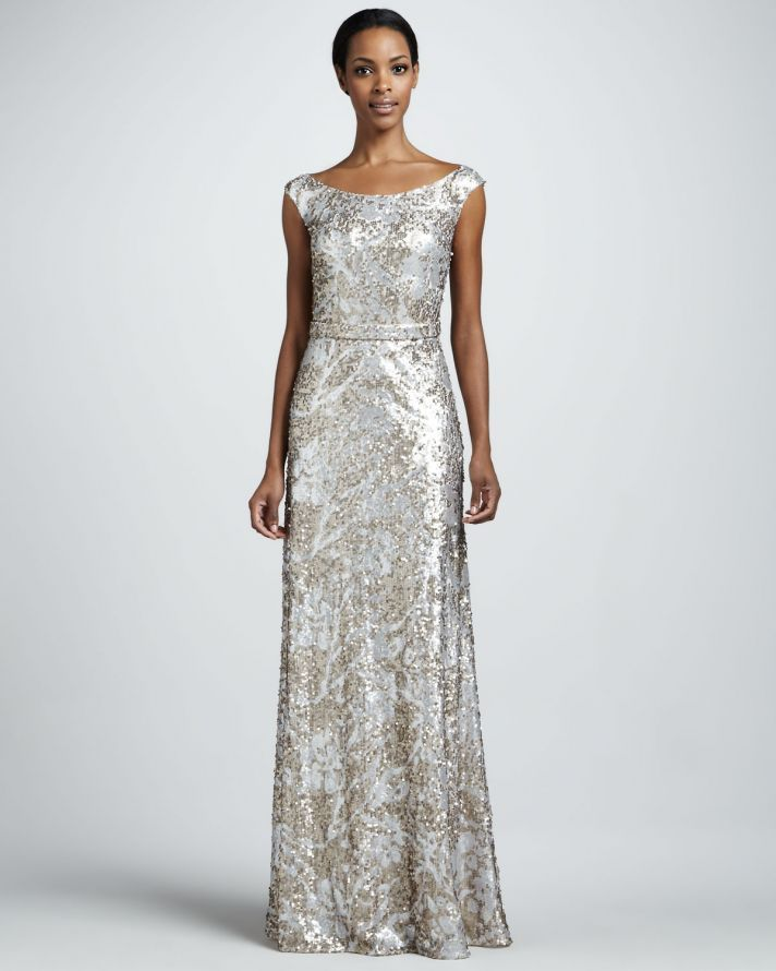ed769933365b New Modern Wedding Dresses Silver For Guests. Summer One Shoulder Short Grey  ...