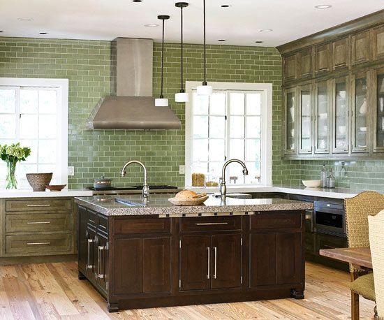 25 mejores imágenes sobre kitchen backsplash ceramic en pinterest ...