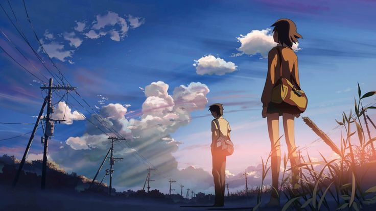 Anime Wallpaper... Do you know this anime???