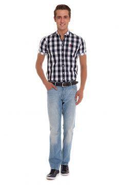 Mavi Regular Denim Pantolon #modasto #giyim #erkek https://modasto.com/us-ve-polo-ve-assn/erkek/br20826ct59