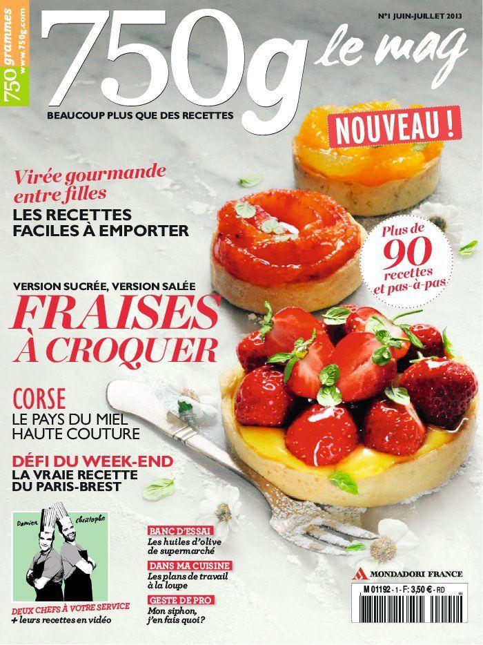 750g Le Mag sur Kiosquemag.com