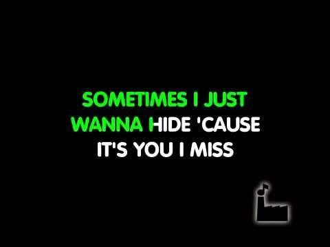 Hurt - Christina Aguilera Karaoke Some Vocals@@@@@
