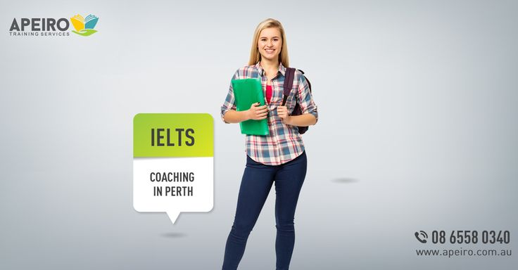 At Apeiro, We provide best IELTS Coaching in Perth.